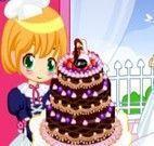 Meu bolo de casamento dos Sonhos