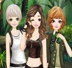 Moda safari das amigas