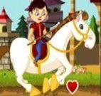 O cavaleiro apaixonado