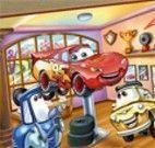 Pintar desenho dos carros da Disney
