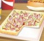 Pizza Quadrada