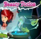 Poção de bruxa de beleza