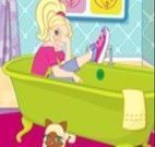 Polly Pocket - Brincando no Loft