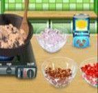 Preparar salada