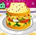 Preparar Sanduiche