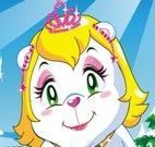 Princesa ursa polar