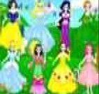 Princesas Walt Disney