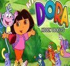 Procurar objetos com Dora e Botas