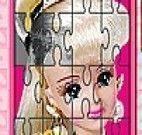 Puzzle Barbie