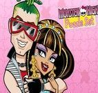 Puzzle das Monster High