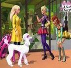 Quebra Cabeça da Barbie e suas amigas