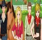 Rancho Cowboys e cowgirls