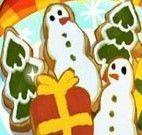 Receita de cookies natalino