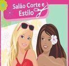 Cabeleireira da Barbie