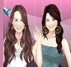 Selena gomez e Miley Cyrus