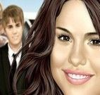 Selena Gomez, Namorada de Justin Bieber