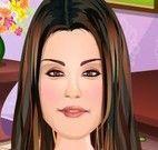 Selena Gomez salão de beleza