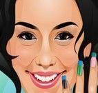 Vanessa Hudgens Manicure