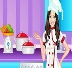 Vestir Barbie cozinheira