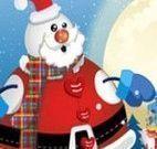 Vestir Boneco de Neve do Natal