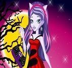 Vestir Catrina Monster High