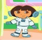 Vestir fantasias na Dora