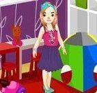 Vestir menina para festa
