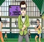 Vestir Psy do Gangnam Style