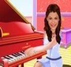 Violetta pianista