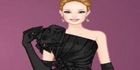 Vestir Barbie para noite de gala