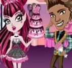 Vestir Draculaura monster High